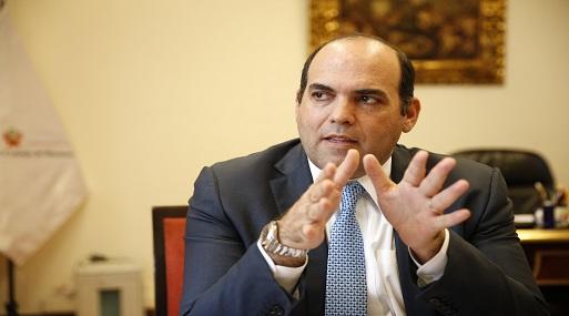 "Zavala pide al Congreso para ""ser atendido mañana mismo"". (Foto: USI)"