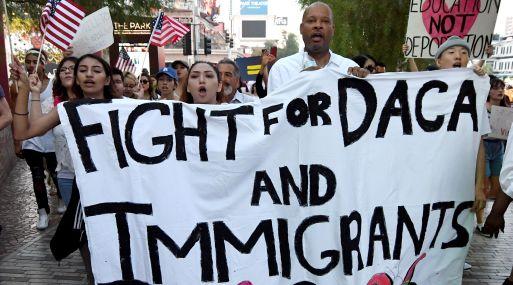 El programa Acción Diferida para Llegados en la Infancia (DACA) es una política implementada por el expresidente Barack Obama. (Foto: AFP)