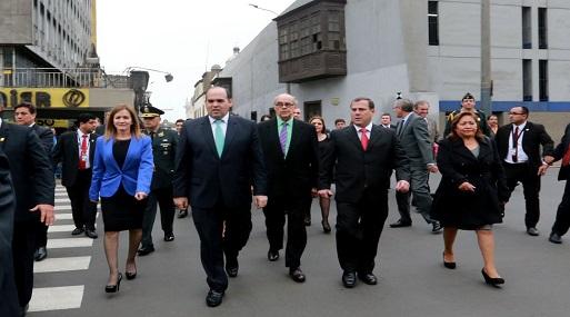 El jefe de Estado tendrá 72 horas (hasta 3 días) de plazo para nombrar a un segundo Gabinete y volver a pedir la confianza al pleno del Congreso. (Foto: Andina)