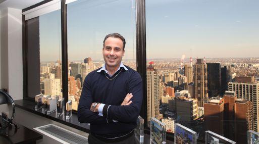 Ben Ashkenazy. (Foto: Bloomberg)