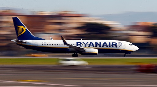 Ryanair. Aerolínea espera un total máximo de 20 millones de euros para las indemnizaciones. (Foto: Reuters)