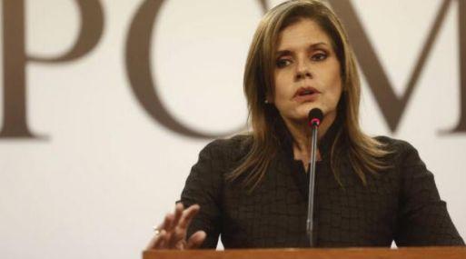ANGR saluda designación de Mercedes Aráoz como premier. (Foto: USI)