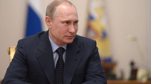 Mandatario ruso, Vladimir Putin (Foto: Reuters)