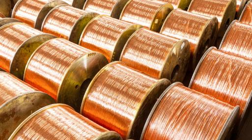 El contrato referencial del cobre a tres meses en la LME aumentaba levemente a US$ 6,528.50 por tonelada a las 1300 GMT.