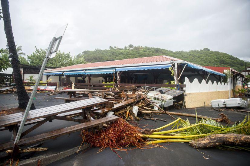 Puerto Rico, huracanes, Caribe, huracán María
