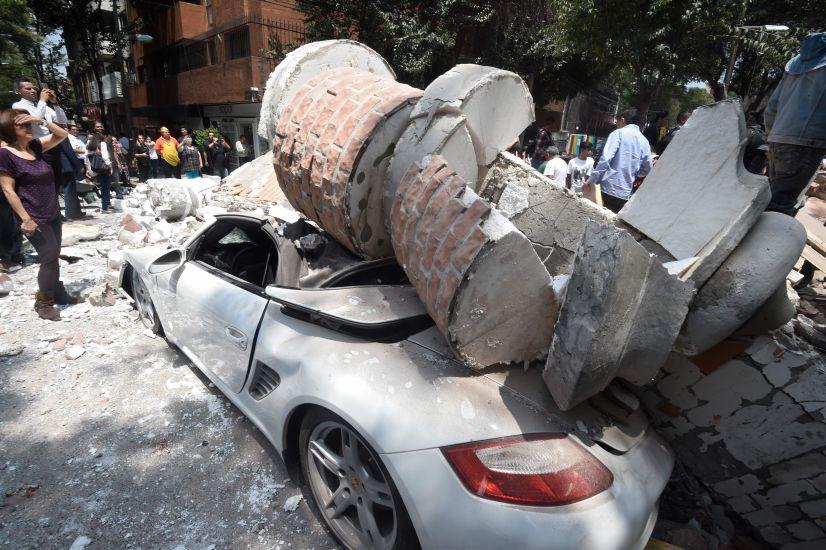 México, sismos, terremoto en México