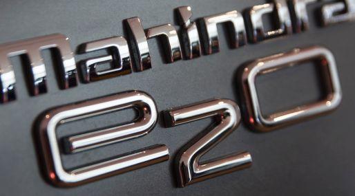 Mahindra ha estado produciendo Jeeps desde 1945. (Foto: Bloomberg)