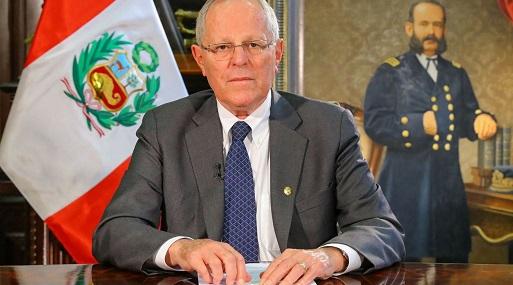 """El mandatario peruano indicó que """"el país está listo para prestar la ayuda que sea requerida"""". (Foto: Andina)"""