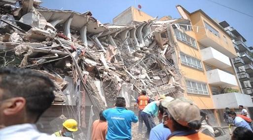El Coordinador Nacional de Protección Civil, Luis Felipe Puente, escribió en su cuenta de twitter que el número total de fallecidos ascendió a 139 en todo el país. (Foto: Reforma)