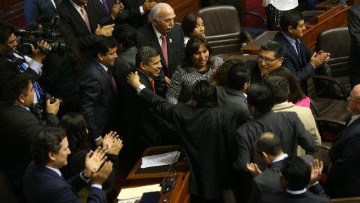 El ruido político prende las alertas a la maniobrabilidad del gobierno sobre las reformas fiscales y las inversiones en infraestructura (Foto: Andina).