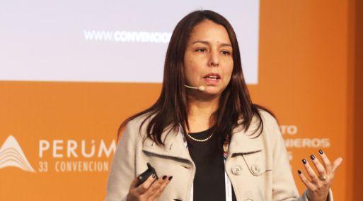 """""""Dos de cada tres mineras medianas y pequeñas no cuentan con un área de supply chain management"""", sostuvo Patricia Rojas de Ipsos."""