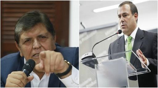 """""""Usted está desinformado"""", le dijo el titular del MTC al expresidente luego que calificará como irresponsable diseño de la Línea 2 del Metro de Lima. (Foto: USI)"""