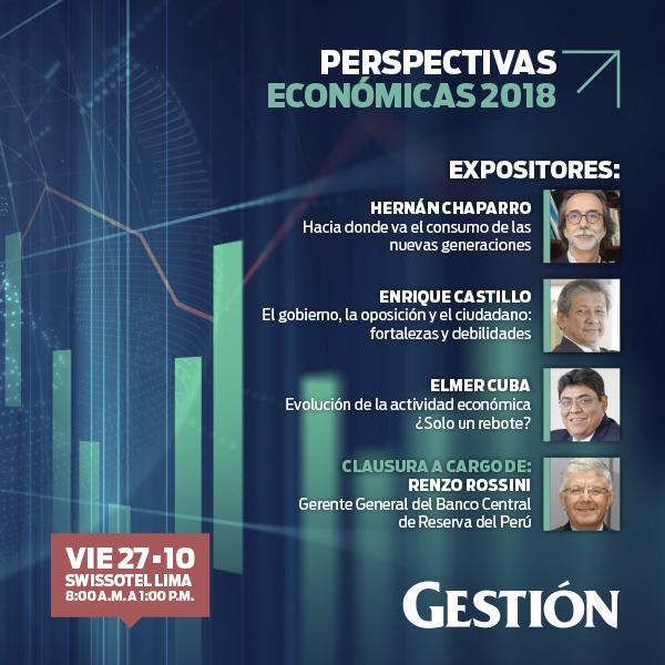 Perspectivas Económicas: ¿Se sostendrá la recuperación económica en el 2018?
