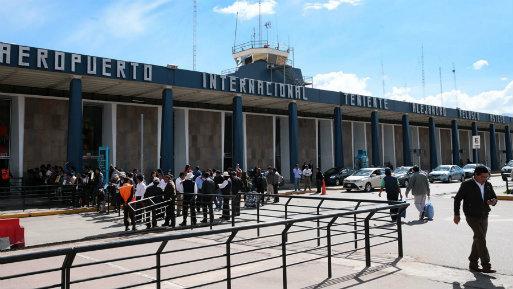 Los primeros cuatro aeropuertos por concesionar son: Jaén, Jauja, Huánuco e Ilo, y a ellos se suman cuatro terminarles aéreos: Yurimaguas, Chimbote, Rioja y Tingo María (Foto: Andina).