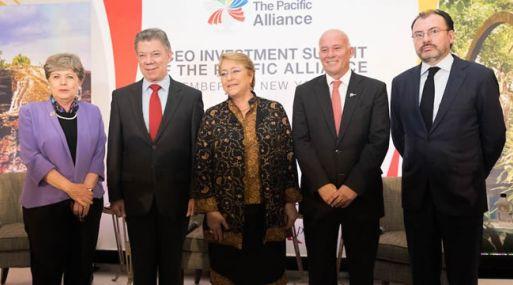 El ministro de Comercio Exterior y Turismo del Perú, Eduardo Ferreyros, estuvo presente en el foro en Nueva York. Foto: Cortesía Consejo de las Américas.