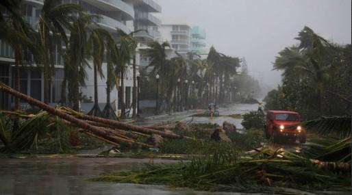 Las aseguradoras normalmente pagan entre el 25 % y el 45 % de las pérdidas de un huracán de categoría 1 y los pagos aumentan al menos al 85 % para los de categoría 5, la máxima.