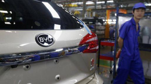 BYD cuenta con Warren Buffett como uno de sus inversores. (Foto: Reuters)