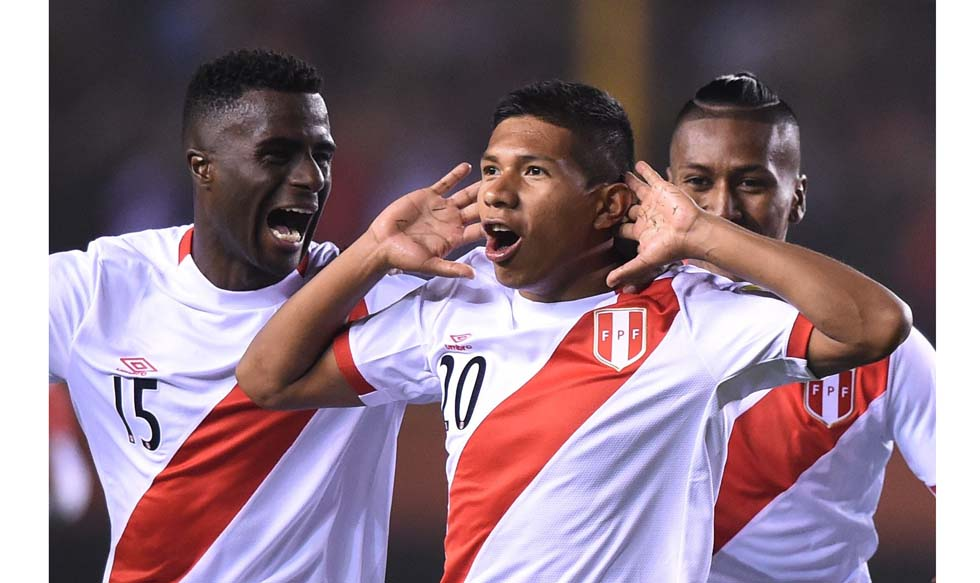 Perú, Mundial Rusia 2018, fotos, clasificación