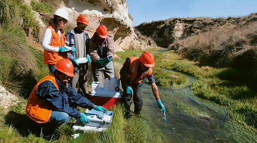 Aporte de mineras a OEFA financia todo el proceso de fiscalización ambiental. (Foto: Difusión)