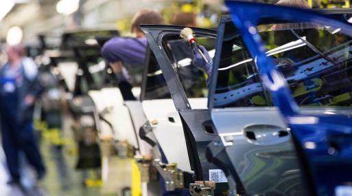 El fabricante de automóviles alemán construirá su quinta planta de baterías en todo el mundo. (Foto: Bloomberg)