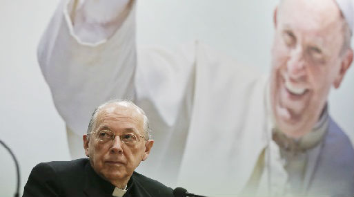 No habrá misa papal en Costa Verde