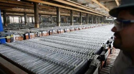 La producción de zinc creció por la mayor producción de Antamina. (Foto: USI)