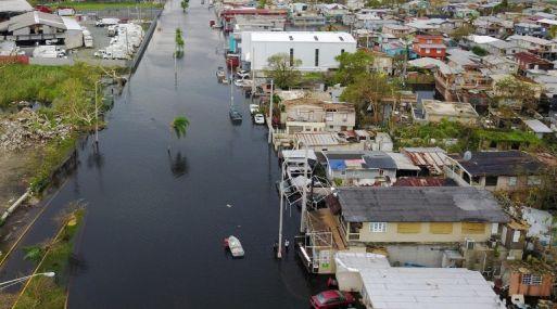 Puerto Rico es una isla de 3.4 millones de ciudadanos estadounidenses sin representación en el Congreso. (Foto: AFP)