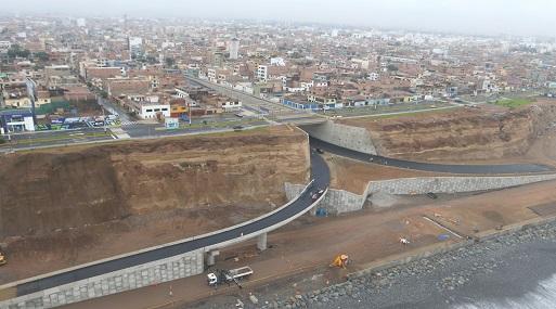 La meta es la ejecución de diversas obras viales priorizadas para este año. (Foto: MTC)