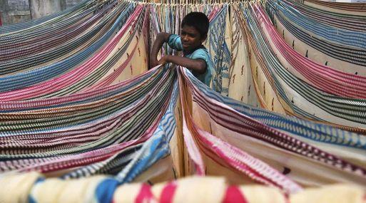 Partidas como hilados y textiles provenientes de la India no deberían ser incluidos en el TLC con Perú, alertó la SNI.