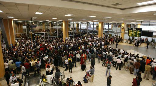 IATA descarta la opción de pernocte de las aeronaves menores en los aeropuertos regionales.  (Foto:USI)