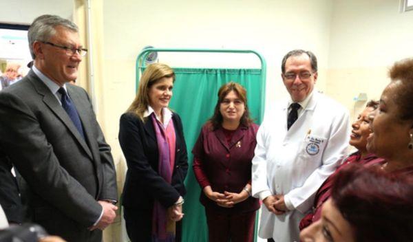 Mercedes Aráoz: Vamos a reducir tiempo de atención y colas en hospitales - Noticias de