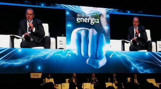 """""""El ambiente para inversión en sector energía lo vemos con incertidumbre"""", dijo Mile Cacic."""