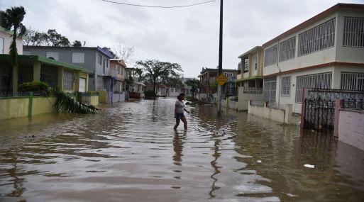Mexico enviará ayuda a Puerto Rico tras paso de huracán 'María'