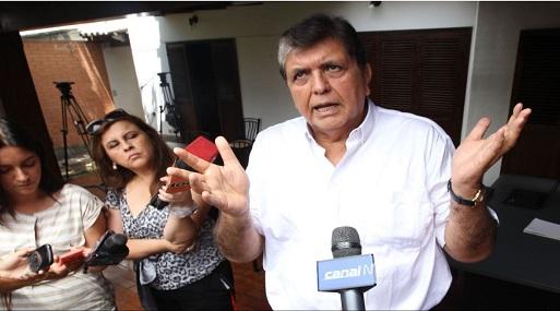 Congresistas del Apra rechazan que su partido sea una organización criminal