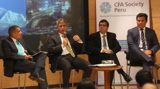 Para José Larrabure, CIO de Prima AFP, los dos últimos años fueron muy positivos para los mercados de acciones a nivel global. (Foto: Difusión).