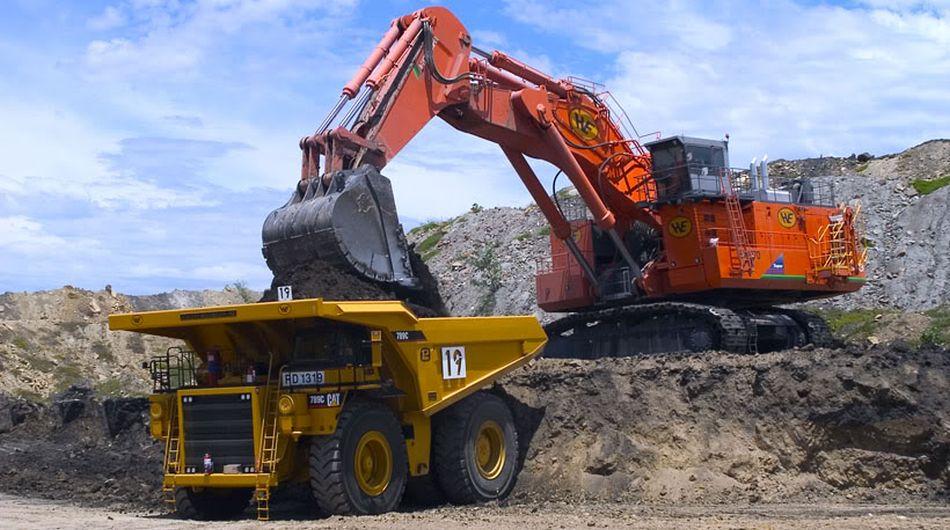 La inversión minera en Perú entre enero y agosto de 2017 alcanzó los US$ 2,833 millones, según el MEM.