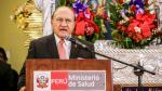 D'Alessio: Es necesario que el Minsa recupere la capacidad rectora de hospitales regionales - Noticias de regional lima