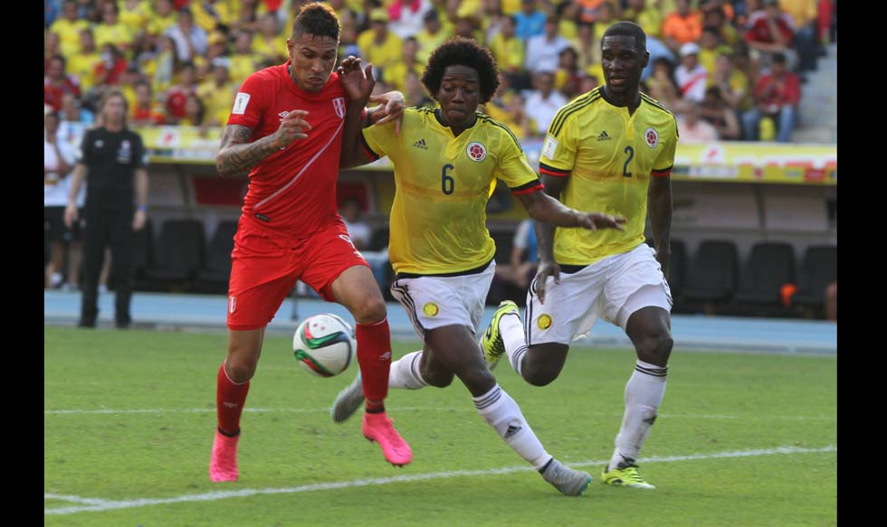 Perú, fotos, selección, Eliminatorias Rusia 2018, Prensa internacional