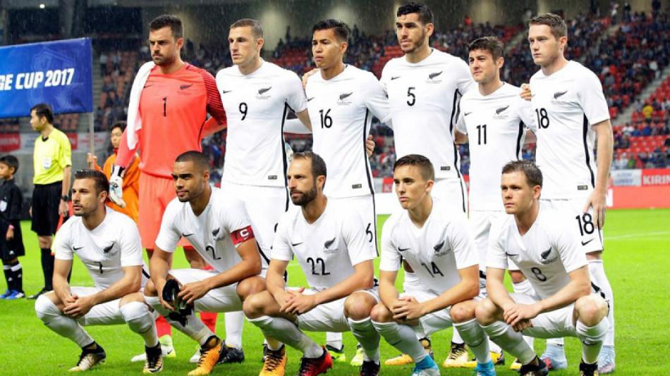 Nueva Zelanda, Rusia 2018, Perú vs Nueva Zelanda, selección nacional