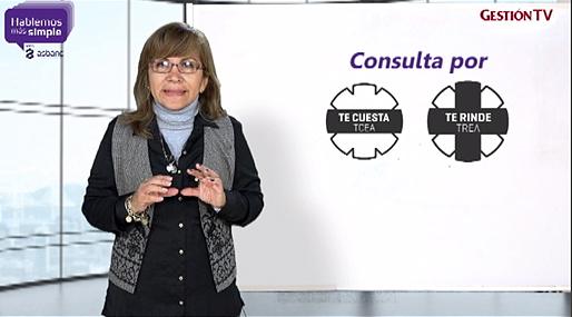 ¿Qué significan la TREA y TCEA?