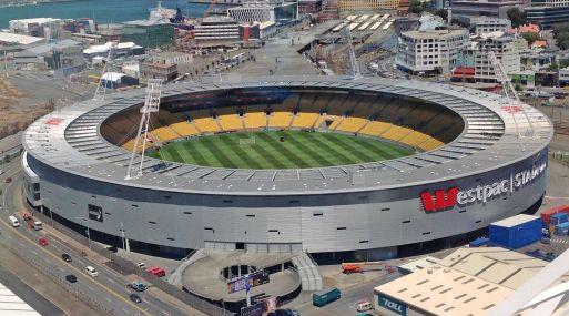 El Westpac Stadium será escenario del primer partido del repechaje.
