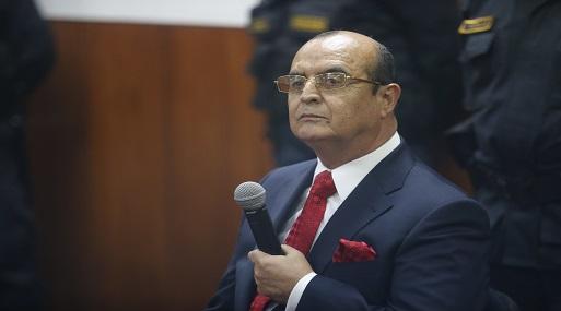 Montesinos ya purga condena por los delitos de homicidio, trafico de influencias y corrupción. (Foto: USI)