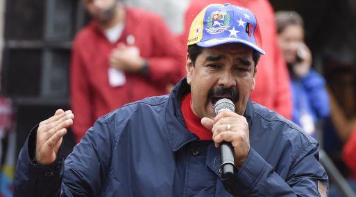 Mandatario venezolano, Nicolás Maduro. (Foto: Reuters)