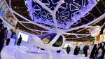Taxis voladores y robots policiales en Dubái, ciudad-Estado del futuro - Noticias de batman