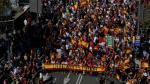 """Perú rechaza """"cualquier acto o declaración unilateral de independencia"""" en Cataluña - Noticias de tribunal constitucional de perú"""