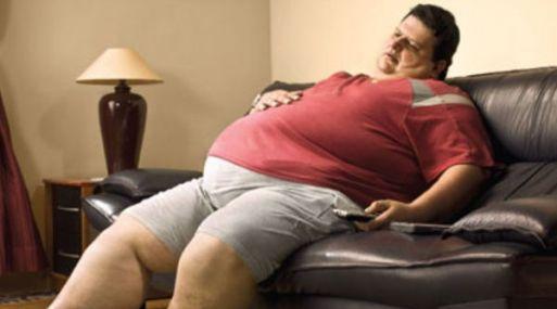 Entre los adultos el grupo de edad con mayor proporción de obesos es el de 40 a 59 años.