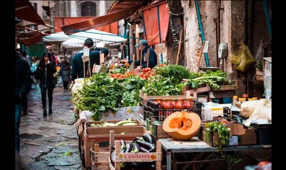 comida, Mercados, fotos, mundo