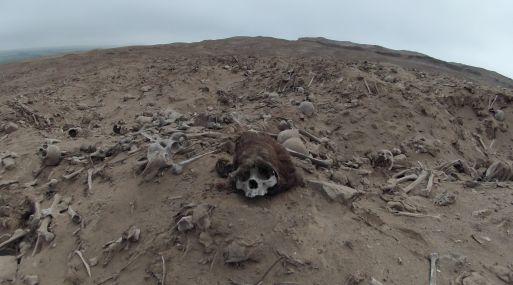 """La ONG también seleccionó el sitio arqueológico Cerro de Oro, en Perú, """"tan históricamente importante"""" como Machu Pichu, para protegerlo de las amenazas de saqueos y promoverlo como destino de un turismo sostenible."""