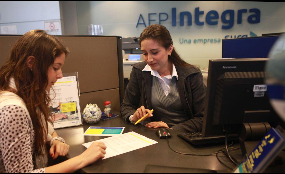 AFP, AFP Integra, pensiones, comisiones AFP