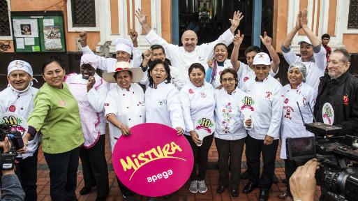 Mistura 2017: Gastón Acurio recibirá reconocimiento por labor en la gastronomía